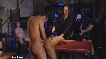 Aiden Starr in 'Treacherous Orgy (Part 4 of 4)'