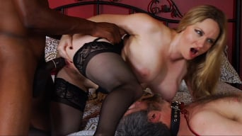Aiden Starr in 'Unsatisfied Wife Treats Herself to Fabulously Huge Cock'