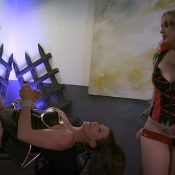 Ariel X in 'Kink Partners' Bat Slut Captured by a HarleyQuinn and Punished. (Thumbnail 14)