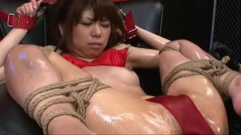 Asari Kobayashi in 'Hardcore Japanese Punishments Asari Kobayashi 3'