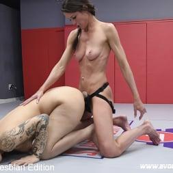 Ashlee Juliet in 'Kink Partners' Marie Tall Leggy Lesbians Fight Then Fuck (Thumbnail 22)