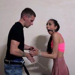 Ashley Ocean in 'Kink Partners' Ashley Ball Gagged and Spanked (Thumbnail 4)