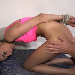 Ashley Ocean in 'Kink Partners' Ashley Ball Gagged and Spanked (Thumbnail 11)