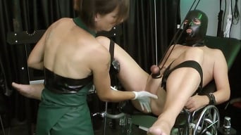 Baroness Mercedes in 'Baroness Mercedes' Clinic: Anal Inspection'