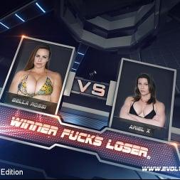 Bella Rossi in 'Kink Partners' Old school Wrestlers in Nude Wrestling (Thumbnail 2)