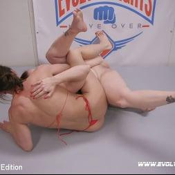 Bella Rossi in 'Kink Partners' Old school Wrestlers in Nude Wrestling (Thumbnail 3)