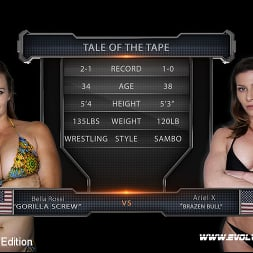 Bella Rossi in 'Kink Partners' Old school Wrestlers in Nude Wrestling (Thumbnail 20)