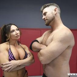 Brandi Mae in 'Kink Partners' Muscle Woman vs. Muscle Man Winner Fucks Loser (Thumbnail 1)