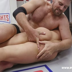 Brandi Mae in 'Kink Partners' Muscle Woman vs. Muscle Man Winner Fucks Loser (Thumbnail 5)