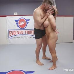 Brandi Mae in 'Kink Partners' Muscle Woman vs. Muscle Man Winner Fucks Loser (Thumbnail 21)