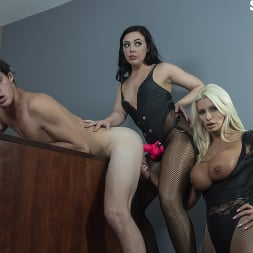 Brittany Andrews in 'Kink Partners' Double Pegging Office Work (Thumbnail 5)