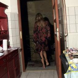 Brittney in 'Kink Partners' Britney's Balcony Piss (Thumbnail 1)