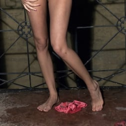 Brittney in 'Kink Partners' Britney's Balcony Piss (Thumbnail 7)