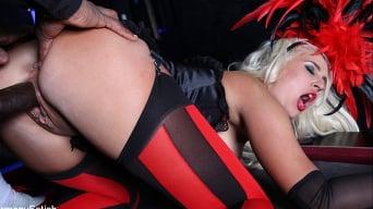 Brooklyn Blue in 'Showgirl Stuffed With Big Black Cock'