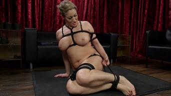 Chanel Preston in 'Struggling in Bondage: Compilation'