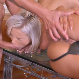Cherry Kiss in 'Kink Partners' SMOKING AND SPANKING (Thumbnail 9)