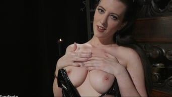 Cherry Torn in 'KINKY JOI: Mistress Torn's Dungeon'