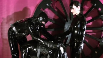 Cheyenne de Muriel in '- Rubber Until the Doctor Comes (Part 2)'