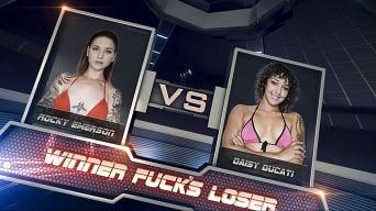 Daisy Ducati in 'Destroys Super Model Rocky Emerson'