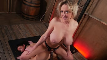Dee Williams in 'in Saliva Strap-On Spectacular'