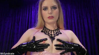 Dresden in 'KINKY JOI: Lactating Bratty Domme'