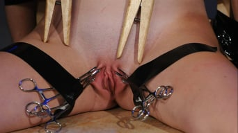 Erix X in 'The Cheeky Slave'