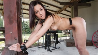 Jaye Summers in 'Whips, Chains and Nipple Clamp'