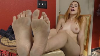 Jolene in 'Wifey is Transformed into my Foot and Fuck Slut-Bot'