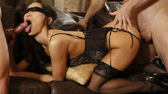 Kalina Ryu in '- A Hotwife Blindfolded 2'