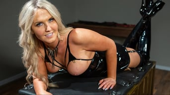 Kayleigh Coxx in 'KINKY JOI: Kayleigh Coxx in Uncaged Slave'
