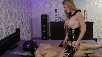 Lady Estelle in '- Sexual Dependence (2 of 4) 'Teasing''