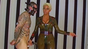 Lady Kate in 'Lady Kate: Slave to Abuse - Part 2: Pee'