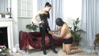 Lady Sophia Black in 'Punishment Busting'