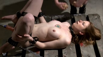 Leila Hazlett in 'The Reckoning'