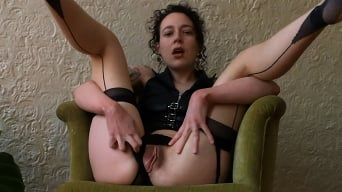 Lilith Luxe in 'Lilith Luxe's Human Furniture'