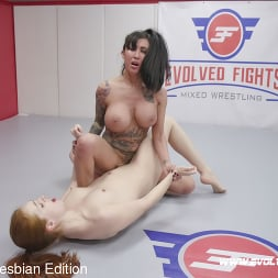 Lily Lane in 'Kink Partners' Maya Kendrick vs. Lily Lane in Competitive Sex Fighting (Thumbnail 19)