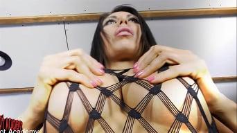 Makayla Coxx in 'Dominatrix Transformed into a submissive Big Tit Fembot Slut'