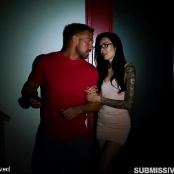 Marley Brinx in 'Kink Partners' Afraid Of The Dark But Not The Dick (Thumbnail 1)