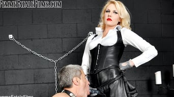 Mistress Akella in 'Never Say No - Day 3'