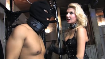 Mistress Akella in 'Spread Your legs'