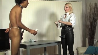Mistress Akella in 'Spurred On'