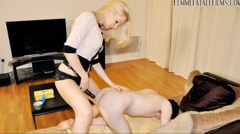Mistress Eleise de Lacy in 'What You Deserve - Part Two'