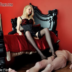 Mistress Eleise de Lacy in 'Kink Partners' Worship My Strap-On (Thumbnail 2)