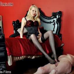 Mistress Eleise de Lacy in 'Kink Partners' Worship My Strap-On (Thumbnail 5)