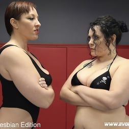 Mistress Kara in 'Kink Partners' Mistress Kara, Johnny Starlight Curvy Bad Ass Women Fight to Fuck (Thumbnail 2)