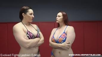 Mistress Kara in 'Tournament Round 1: Match 3 - Mistress Kara vs Bella Rossi'