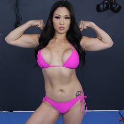 Nyomi Star in 'Kink Partners' Mean Wrestling Federation Presents: Nyomi Star vs Fluffy (Thumbnail 1)