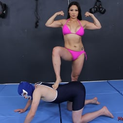 Nyomi Star in 'Kink Partners' Mean Wrestling Federation Presents: Nyomi Star vs Fluffy (Thumbnail 11)