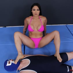 Nyomi Star in 'Kink Partners' Mean Wrestling Federation Presents: Nyomi Star vs Fluffy (Thumbnail 13)