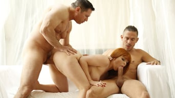 Penny Pax in 'Penny Submits One Last Time For A Memory'